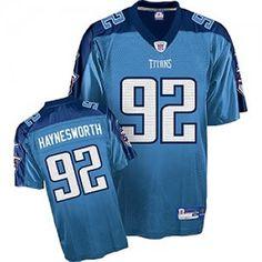Albert Haynesworth Blue Jersey  19.99 This jersey belongs to Albert  Haynesworth e9cf41ecd