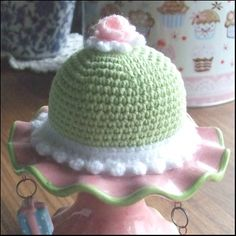 Alright Easy: How to Crochet a prinsessbakelse
