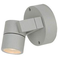 KO Satin One-Light Spotlight