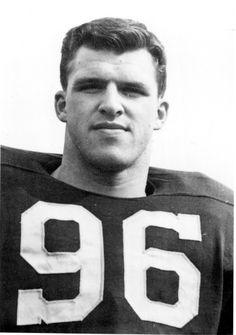 1966 NFL Draft - Tom Mack (OT) - Round 1: Pick 2