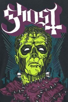 Band Ghost, Ghost Bc, Band Posters, Music Posters, Ghost And Ghouls, Ghost Pictures, Music Is My Escape, Heavy Metal Bands, Rock Music