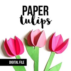 Easy Mother's Day Crafts, Mothers Day Crafts For Kids, Mothers Day Cards, Diy Crafts For Kids, Art For Kids, Craft Ideas, Baby Crafts, Paper Flowers For Kids, Flowers For Mom