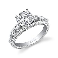 ♥ HINT, HINT ♥  Repin if you want a sparkling #Sylvie #engagementring by the end of 2012!