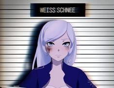 Anime Couples Manga, Cute Anime Couples, Anime Manga, Anime Art, Manga Girl, Anime Girls, Rwby Anime, Rwby Fanart, Rwby Weiss
