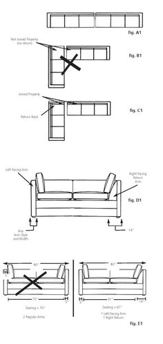 Identify parts of a chair furniture anatomy pinterest for Chair design terminology