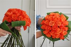 How to Make Beautiful Crepe Paper Flower Bouquet - Craftsmile