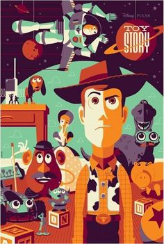 Day 12- Favorite animated movie: Toy story