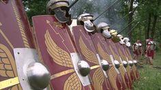 (Shield), Roman Army, Roman Military, Legionnaire, Villach, Roman ...