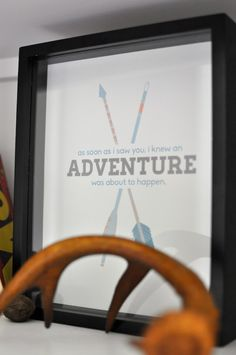 Decor Ideas for an Adventure Nursery