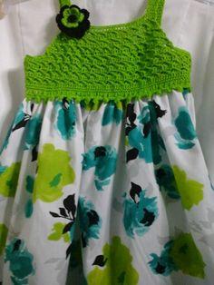 Que te parece este vestido de niña