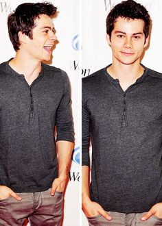 Dylan O'Brien!!! His Laugh!!!❤️
