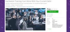 Facilitation Training: Earn More With Your Current Skills udemy 100% discount free coupon code