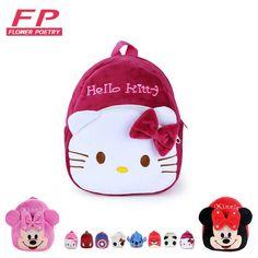 Children's Gifts Kindergarten Boy Backpack Plush Baby Children School Bags For Girls Teenagers Kid Plush Toy Bag mochila  #handbags #WomenWallets #backpack #fashion #Happy4Sales #shoulderbags #bagshop #highschool #kids #bag #YLEY #L09582  #Backpacks