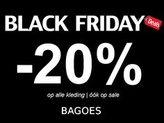 Black Friday starts...
