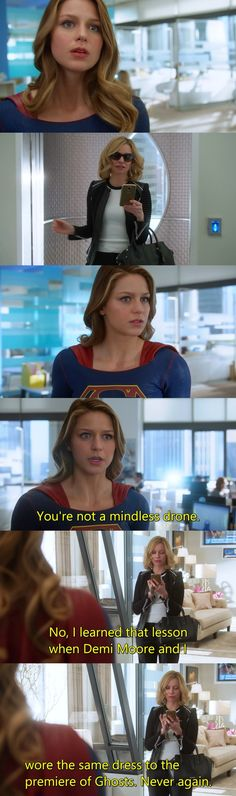 TVShow Time - Supergirl S01E19 - Myriad