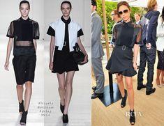 Victoria Beckham In Victoria Beckham – CFDA/Vogue Fashion Fund Event
