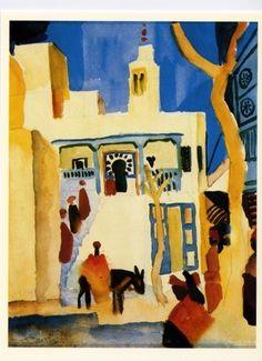 Paul Klee - Tunisia
