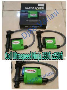 Coil koil Ultra speed kawasaki ninja 250 fi z250 fi racing part aksesoris ninja 250 fi z250 fi variasi ninja 250 fi z250 fi ULTRASPEED