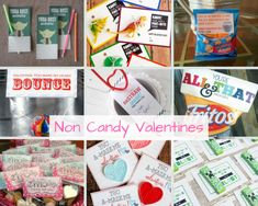 Favorite Non-Candy Valentines – Desiree Dabbles Valentine Day Gifts, Things That Bounce, Free Printables, Candy, Fun, Kids, Young Children, Children, Kid