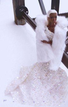 https://flic.kr/p/ZiuEHb   Fashion Royalty Adele: Frosted Glamour   Fashion Royalty