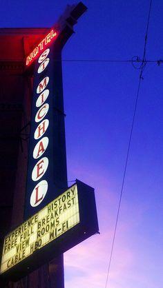 Hotel St. Michael in Prescott, AZ