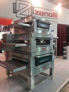 running impinger express oven tested and pizza watch hqdefault double ii lincoln conveyor stack