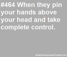 take complete control
