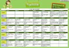 Menú mensual familiar mes de junio , Menú semanal de Junio. Menú semanal detallado para toda la familia, con recetas paso a paso para cada día de la semana. Descubre nuestros menús semanales.