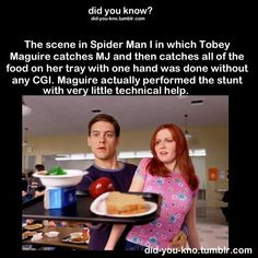 Reasons Why Tobey Is the Only Real Spiderman.
