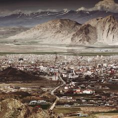 View from Ishakpasa