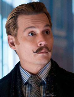 I'm Lord Charlie Mortdecai...