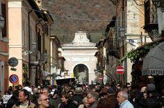 Turismo Valnerina, il primo semestre del 2015 da record