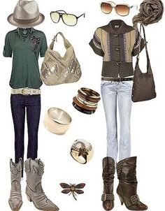 cutenfit.com cute outfits with cowboy boots (32) #cuteoutfits