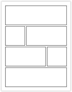 Comic Template  Google Search  English Language Arts