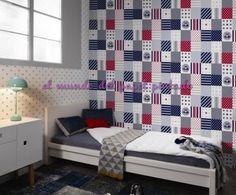 STARS AND STRIPES ¡El fabuloso estilo americano tiene un toque de cool Britannia en esta espectacular y nueva colección!.