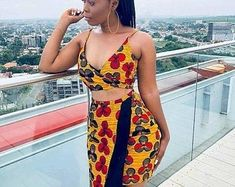 African Fashion Ankara, Latest African Fashion Dresses, African Inspired Fashion, African Print Fashion, Africa Fashion, Fashion Prints, Modern African Fashion, Nigerian Fashion, Ghanaian Fashion