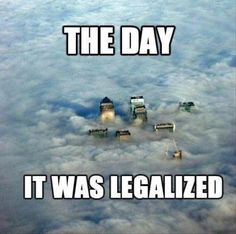 the day weed was legalized - Dump A Day