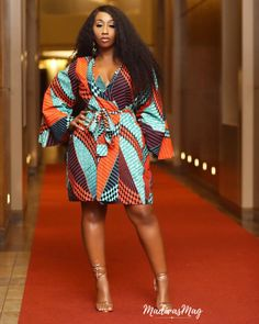 LATEST 2018 ANKARA STYLES | AUTHENTIC SLAY LOOK-BOOK