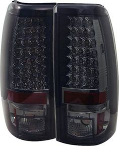 Click Image Above To Purchase: 1999-2002 Chevrolet Silverado 1500 Tail Light Spyder Chevrolet Tail Light 5002082 99 00 01 02