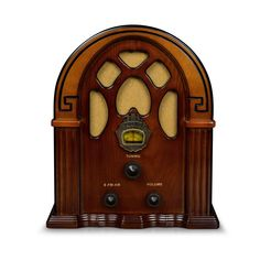 Antique Radio, Antique Clocks, Digital Clocks, Title Card, Electronic Recycling, Recycling Programs, Built In Speakers, Cabinet Styles, Fabric Covered