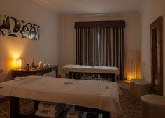 Hotel mit komplette Wellness-Center