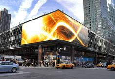 NYC Port Authority Bus Terminal Now Boasts World's Largest LED...
