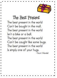Best Present...hugs More
