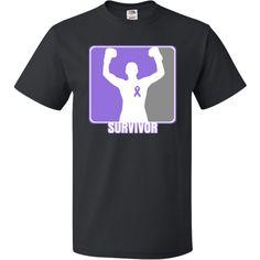 Proud Hodgkin's Lymphoma Survivor shirts #hodgkinslymphoma #hodgkinsdisease #hodgkinslymphomaawareness #lymphomaawareness