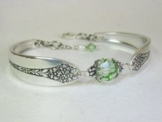 Hey, I found this really awesome Etsy listing at https://www.etsy.com/listing/127934325/silver-spoon-bracelet-princess-royal