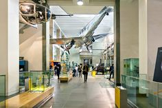 The Science Museum in #London: http://www.nyhabitat.com/blog/2013/04/01/visit-london-kids-family/