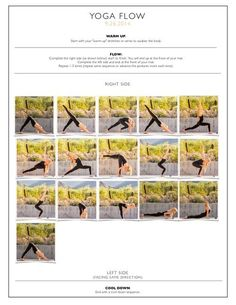yoga warm up sequence yoga yoga sequences and exercises. Black Bedroom Furniture Sets. Home Design Ideas