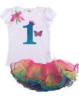 Amazon.com: Mud Pie Baby Girls' I'M One Pinnafore and Bloomer Set: Clothing