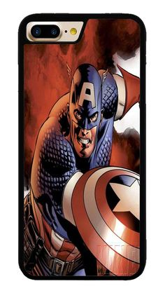 Captain America 011 for iPhone 7 Plus Case #CaptainAmerica #ranger #avangers #Marvel #iphone7plus #covercase #phonecase #cases #favella