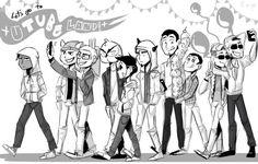 The Squad|BBS